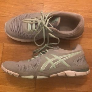 ASICS Gel Craze Cross Trainer Sneakers